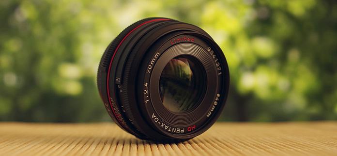 HD Pentax DA 70mm f/2.4 Limited – kompaktne ja kvaliteetne portreeobjektiiv