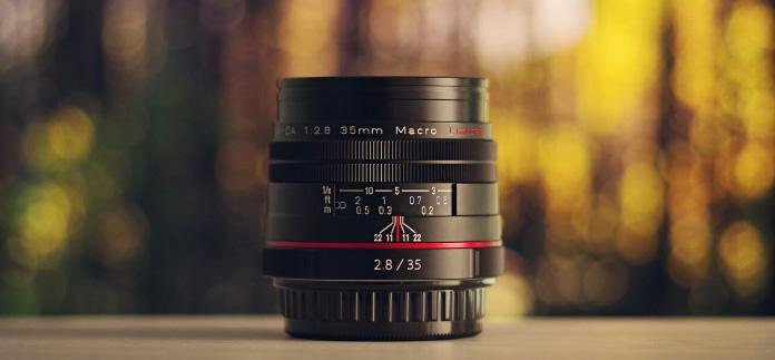 Pentaxi pisike valgusjõuline makroobjektiiv – HD Pentax DA 35mm f/2.8 Macro Limited