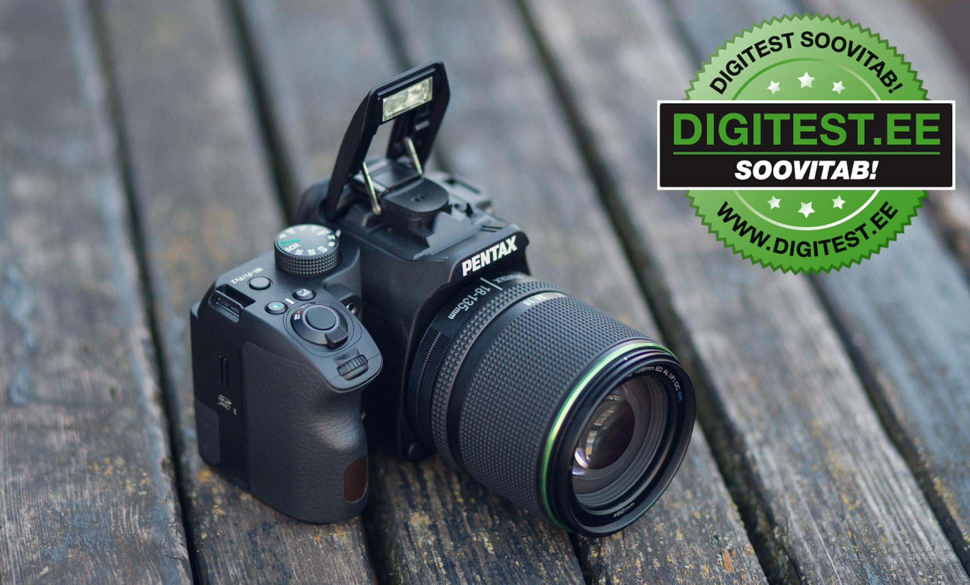af8b5943496 Pentax K-70 - suurepärane peegelkaamera algajale fotohuvilisele ...