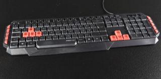 Speedlink Ludicium klaviatuur – kui palju pole vaja