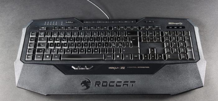 Survetundlik klaviatuur Roccat Isku+ Force FX tulevastele seifimuukijatele