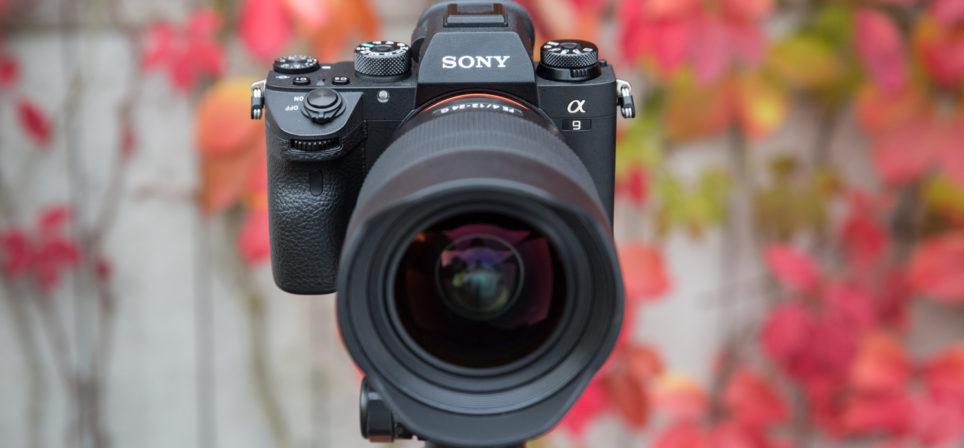 Sony A9 – hübriidkaamera, mis kvalifitseerub olümpiale