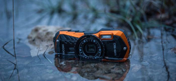 Ricoh WG-50 – purunematu kompaktkaamera lihtsa pildistamise jaoks