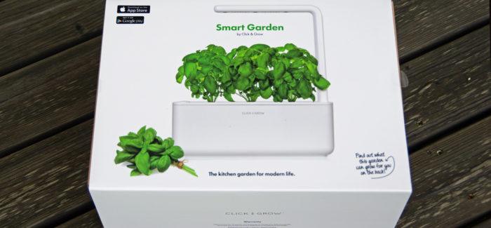 Click & Grow Smart Garden – kasvata ürte või ilulilli aastaringselt