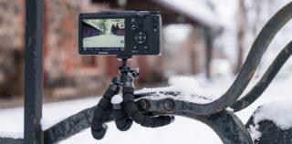 Omega OT01 statiiv – kolmejalgne kaaslane sinu kaameratelefonile