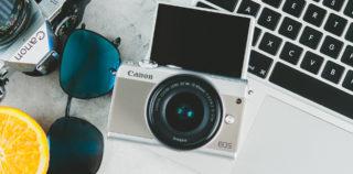 Canon EOS M100 – sõbralik kaaslane taskusse