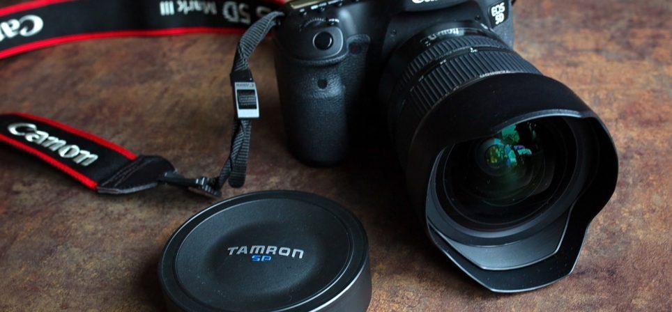 Tamron 15-30mm f/2.8 ülilainurksuum portreede pildistamisel
