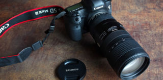 Tamron 70-200mm f/2.8 G2 telesuumobjektiiv