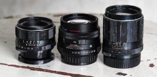 Legendaarne portreeobjektiiv Pentax 77mm f/1.8 Limited