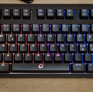 Tundliku natuuriga kant – Qpad MK-90 klaviatuur