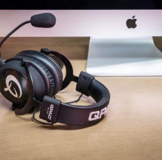 Qpad QH-90 kõrvaklapid e-sportlastele – kas liha või kala?