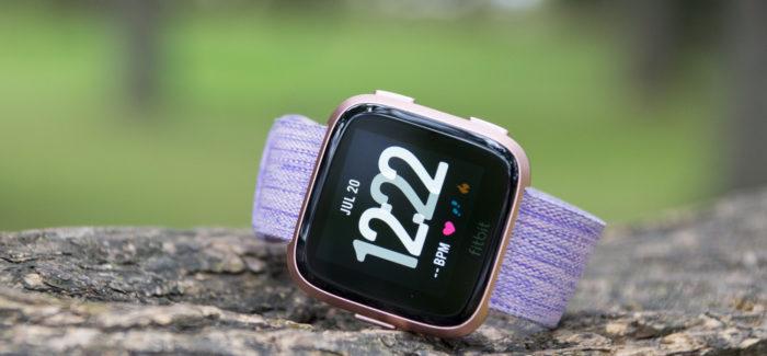 Fitbit Versa – mitte ainult iluasi