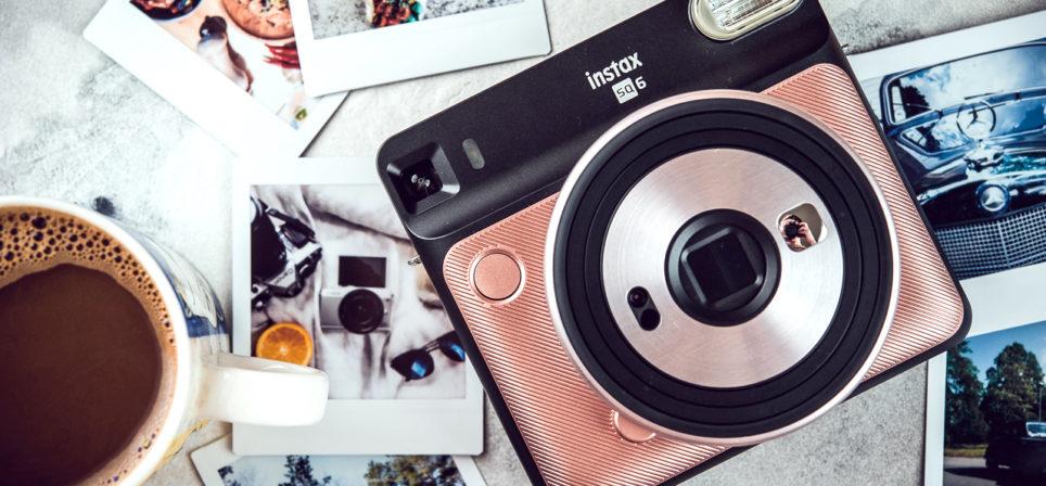 Instax Square SQ6 – Fujifilm pani seekord täiega täppi