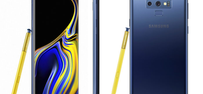 Samsung Galaxy Note9 – imevidin sinu taskus