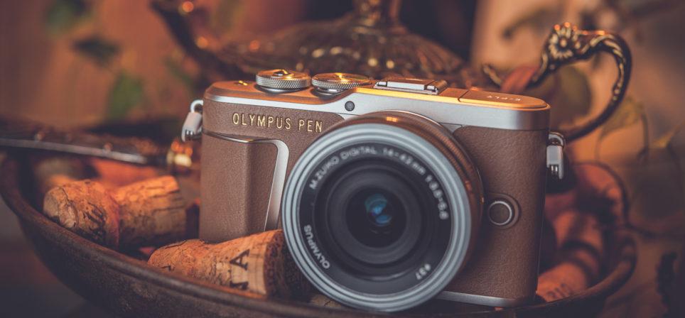 Olympus PEN E-PL9 hübriidkaamera – nii ilus, et võtab pisara silma
