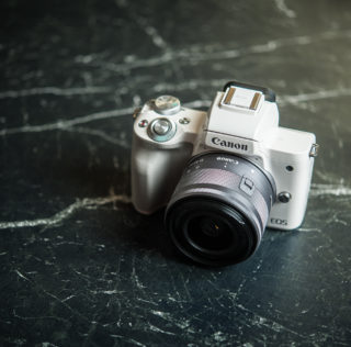 Canon EOS M50 hübriidkaamera