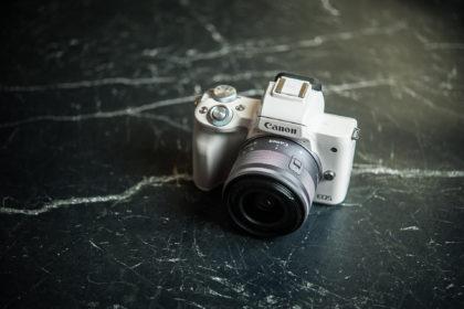 bc163a5f9c4 Canon EOS M50 hübriidkaamera