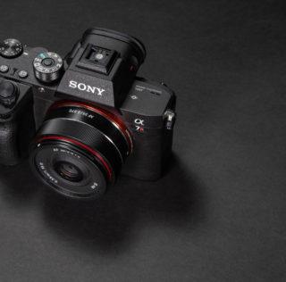 Samyang 35mm f/2.8 fiksobjektiiv Sony täiskaadrile – sest suurus loeb