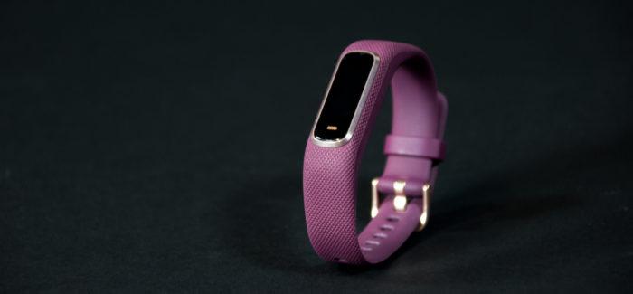 Garmin Vivosmart 4 hoiab silma peal nii tervisel kui energiavarudel