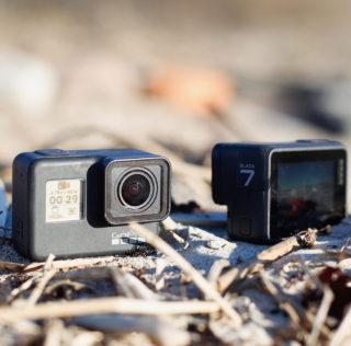 GoPro HERO7 Black – kahtlusteta parim seikluskaamera