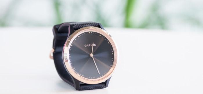 Garmin Vivomove HR – klassikaliseks käekellaks maskeerunud nutikell