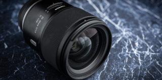 Tamron SP 35mm f/1.4 Di USD on uus optikajuveel Sinu fotokotis