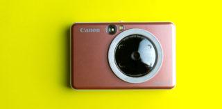 Canon Zoemini S kiirpildikaamera trügib Fujifilm Instax mängumaale