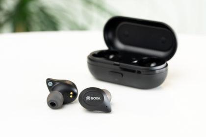 Boya BY-AP1 juhtmevabad kõrvaklapid