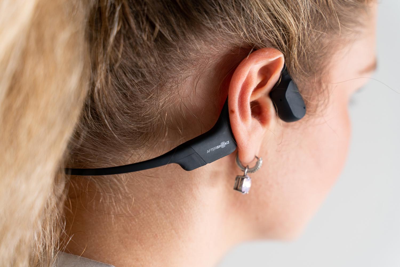 Juhtmevabad kõrvaklapid Aftershokz Aeropex