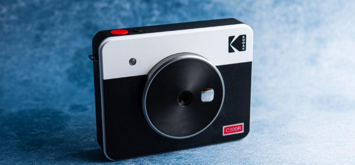 Kodak Mini Shot Combo 3 on lihtne ja kena digikaamera printeriga