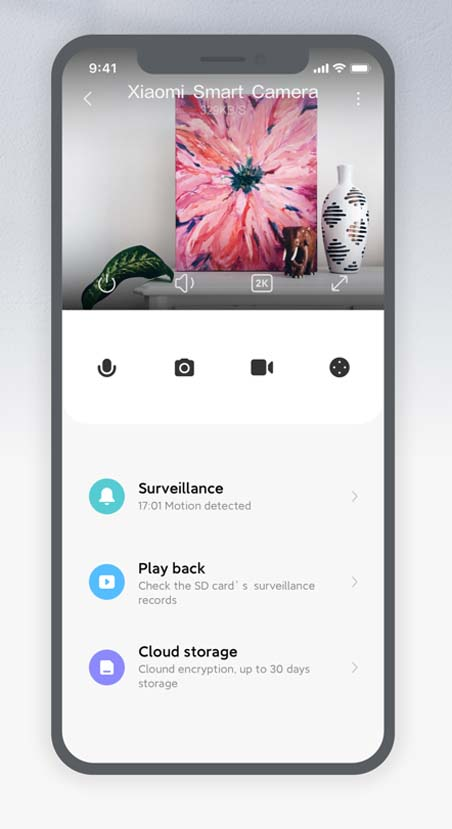 Xiaomi turvakaamera Mi Home 1080p Magnetic Mount