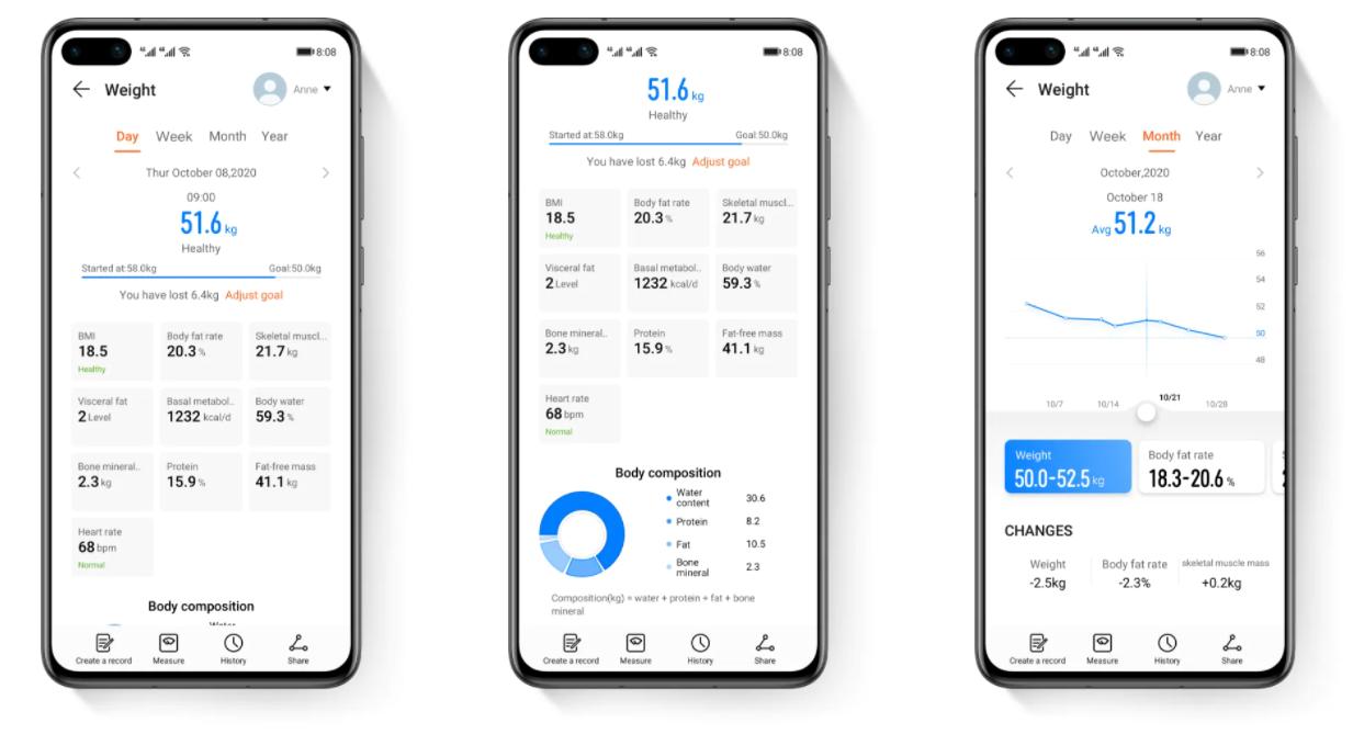 Huawei nutikaal Scale 3